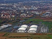 Messe Karlsruhe Foto ONUK